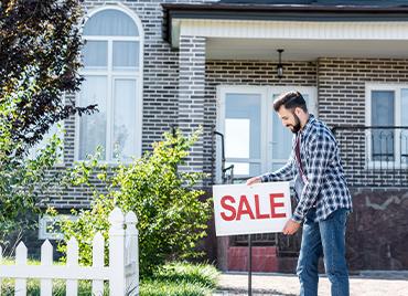 מכירת בית שלט למכירה